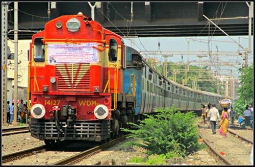 VRL TVC Express in Veraval