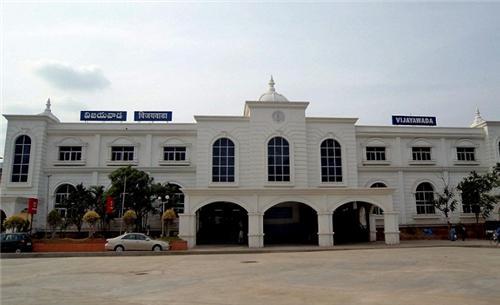 Vijayawada Railway Station