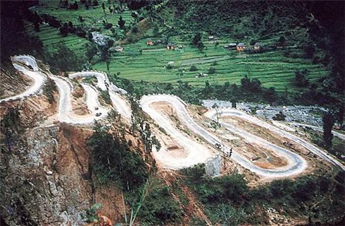 Vindhyachal to Kathmandu by road