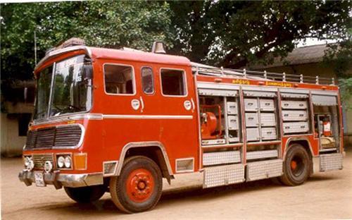 Fire Stations in Wadhwan