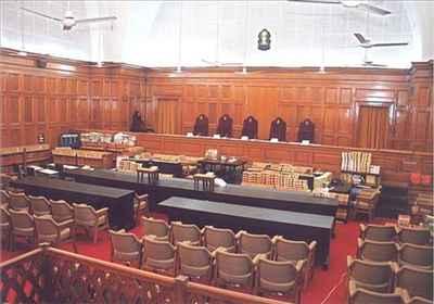 Court in Wadhwan