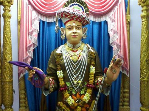 Swami Narayan Temple Wadhwan