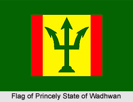 Flag of the Sate of Wadhwn