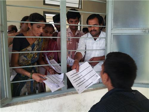 Aadhar Card Enrollment Centres in Warangal