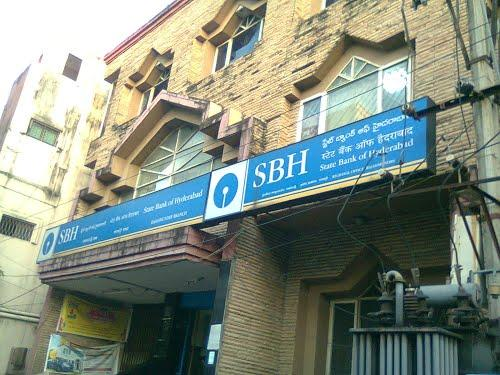 State Bank of Hyderabad Branches in Warangal