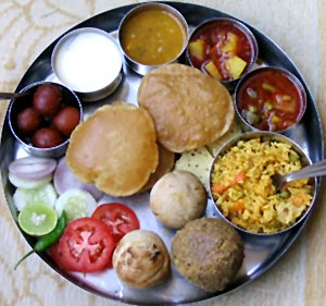 Food in Yamunanagar