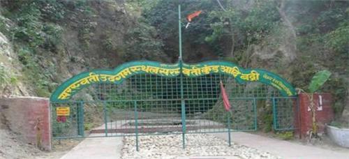 Location of Adi Badri near Yamunanagar