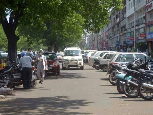 Market Areas in Yamunanagar