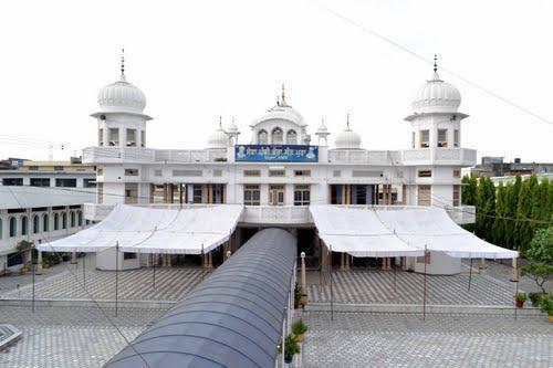 Location of Sant Pura Gurudwara in Yamunanagar