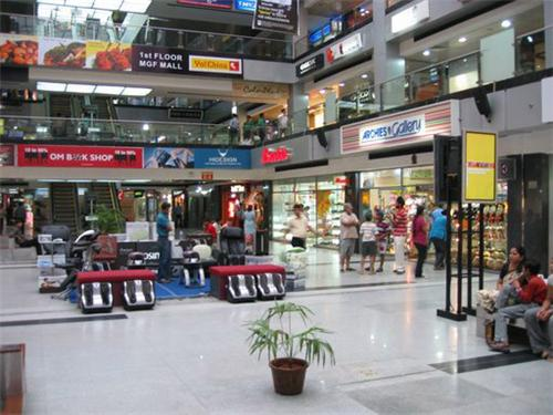 Shopping malls in Yamunanagar
