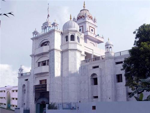 Guru Ravi Das Mandir in Yamunanagar