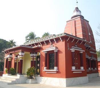 Buddhist Monastery in Agartala