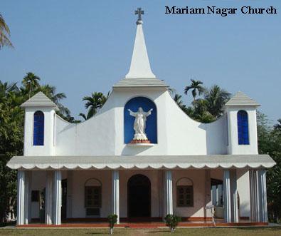 Churches in Agartala