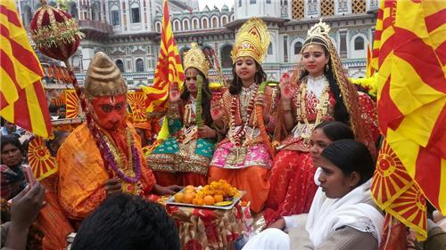 Ram Barat Festival Agra