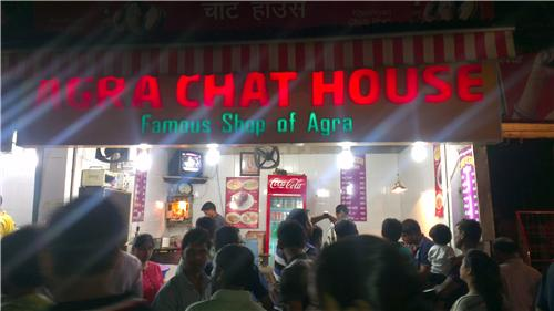 Street Food in Agra