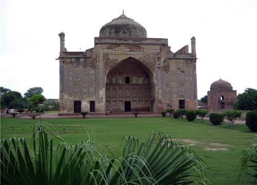 Chini ka Rauza in Agra History