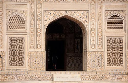 Tomb Itimad ud Daulah Agra Location