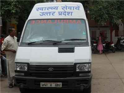 Ambulance Services in Agra