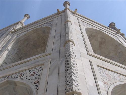 Gateway of Taj Mahal