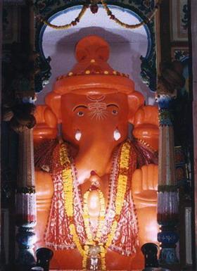 Vishal Ganpati Mandir in Ahmednagar