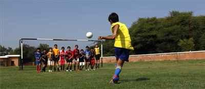 Sports in Ahmednagar