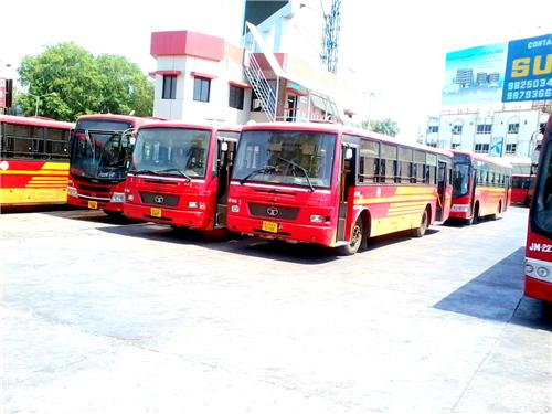 Bus Service in Ahmedabad