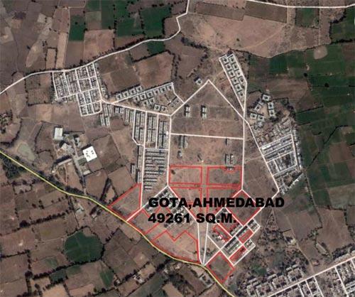 Gota Village near Ahmedabad