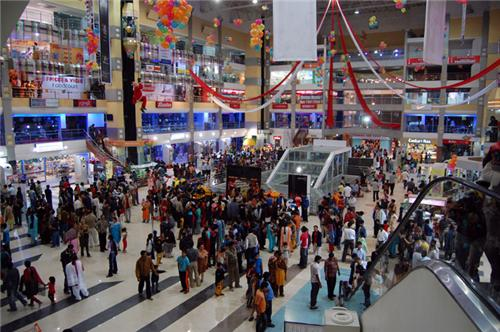 Shopping Malls in Ahmedabad