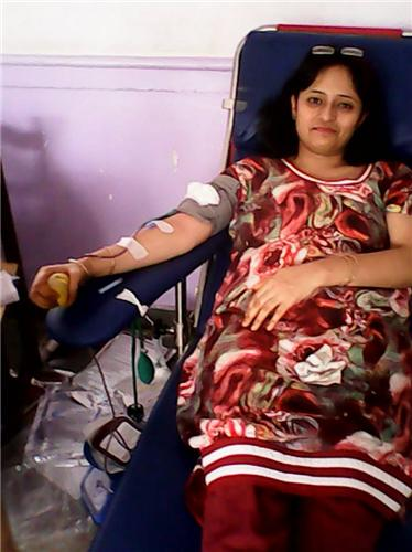 Blood donation center ahmedabad
