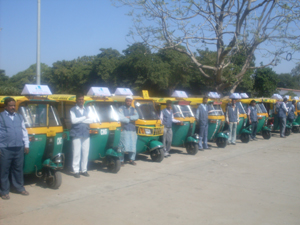 Transport System in Ahmedabad