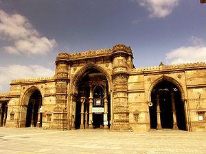 Gates in Ahmedabad