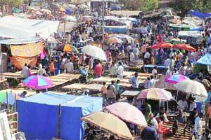 Gujari Market Ahmedabad - the Oldest Market in Ahmedabad