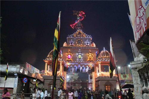 Jagannath Mandir Ahmedabad