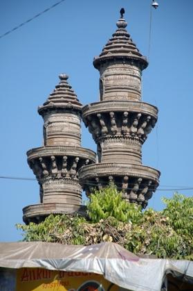 Jhulta Minars of Ahmedabad
