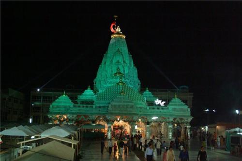 Ambaji Temple in Ahmedabad
