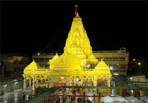 Famous Religious Place near Ahmedabad