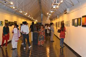 Art Gallery in Amdavad ni Gufa