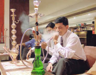 Hookah Bars in Ahmedabad