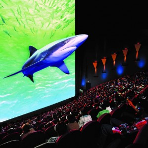IMAX 3D Theater in Gujarat Science Center Ahmedabad