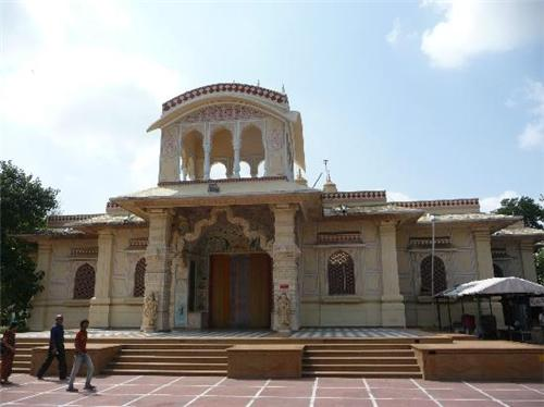 ISKCON Temple Ahmedabad
