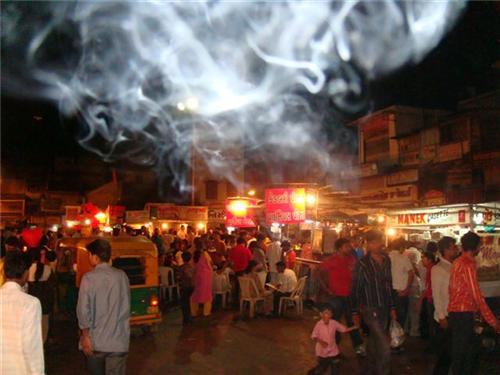 Manek Chowk Market in Ahmedabad