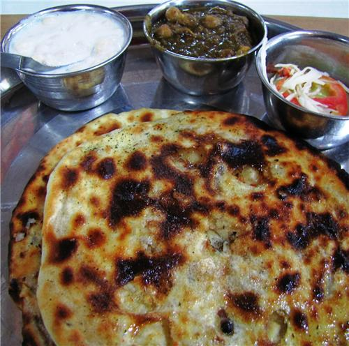 Eating Out in Amritsar