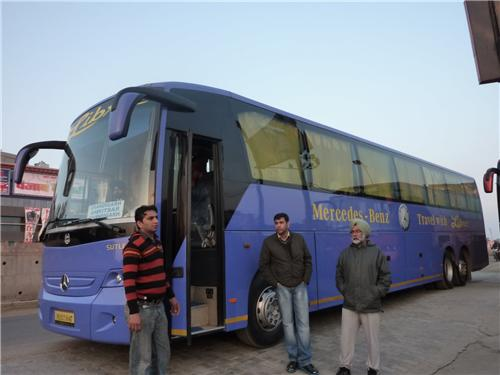 Bus Service in Amritsar