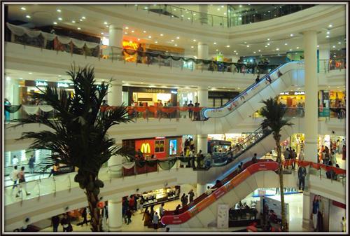 Trilium Mall in Amritsar