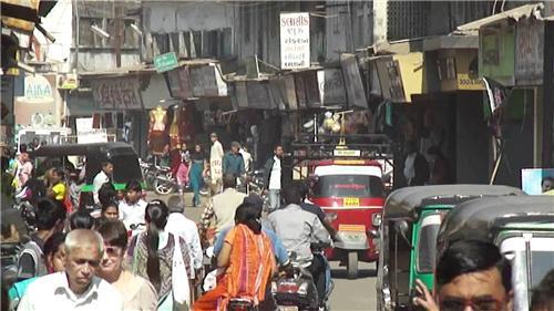 Mota Bazaar in Anand