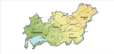 Anand District