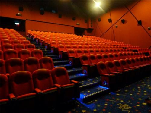 Movie Halls in Anand