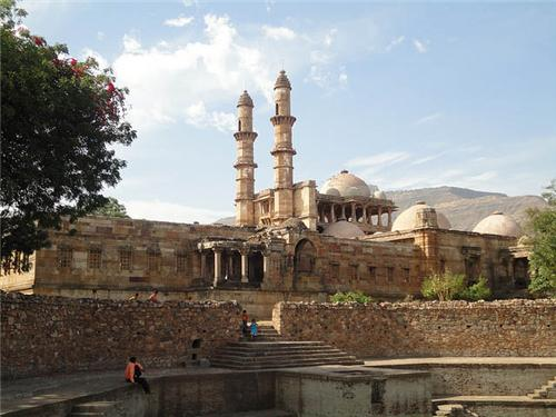 Archeological Park, Khapra Zaveri Palace
