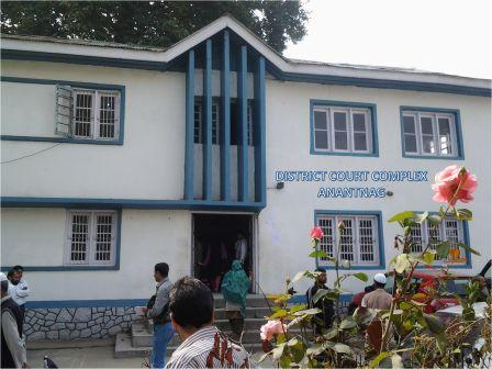 Court in Anantnag