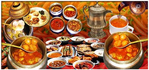 Famous food of Anantnag